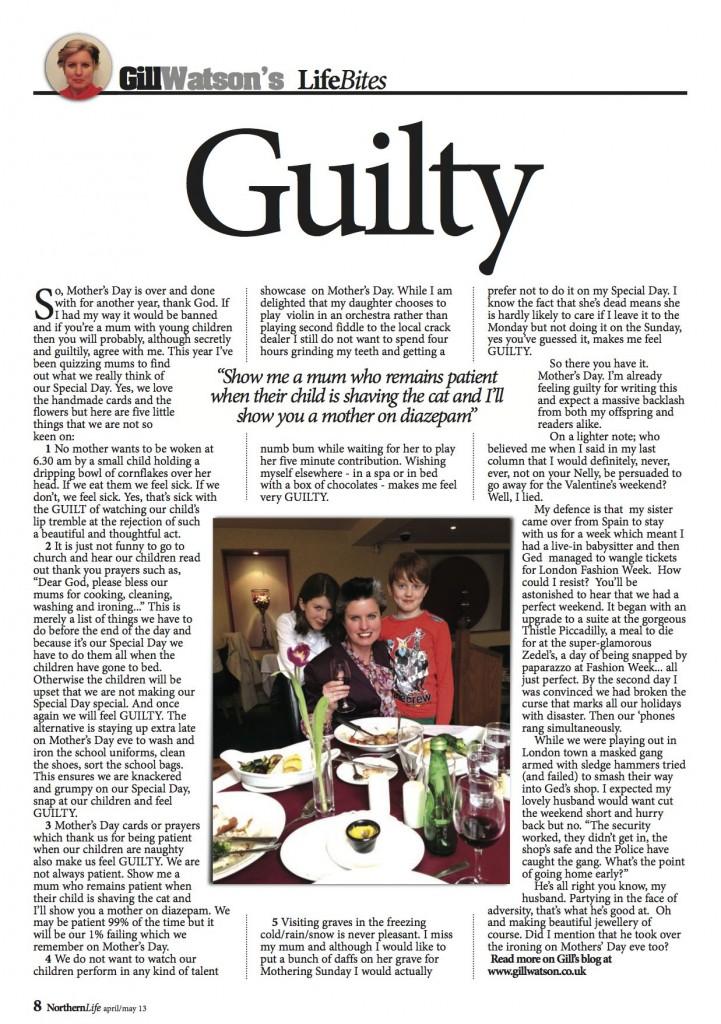 Gill Watson 7 - Guilty